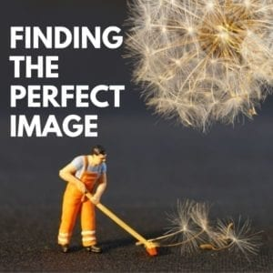 Finding the Perfect Image for Marketing